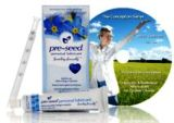 sperm friendly pre-seed lubricant applicators